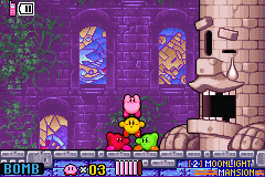 Kirby & the Amazing Mirror - team kirby - User Screenshot